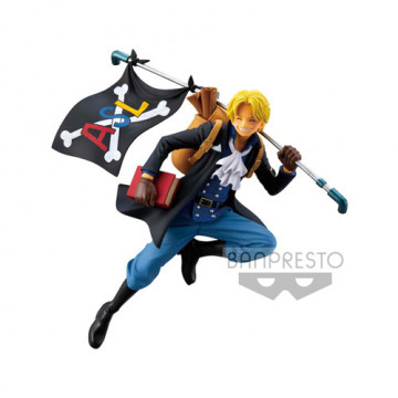 FIGURA SABO (ONE PIECE) - SPECIAL LAUNCH FAN SCULPTOR