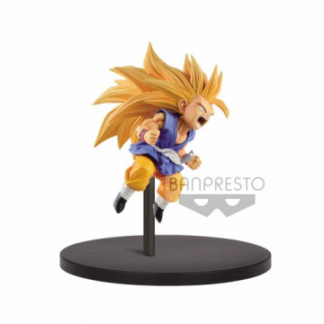 FIGURA SON GOKU SUPER SAIYAN 3 (DRAGON BALL SUPER) - FES!! VOL 10