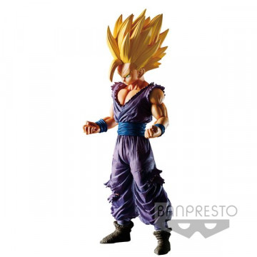 FIGURA SON GOHAN SUPER SAIYAN (DRAGON BALL SUPER) - LEGEND BATTLE MASTERLISE (BANPRESTO)