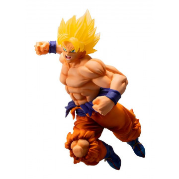 FIGURA SON GOKU SUPER SAIYAN 93 (DRAGON BALL) - ICHIBANSHO