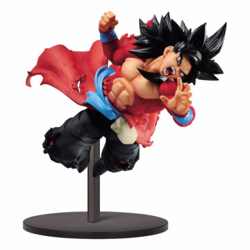 FIGURA SON GOKU SUPER SAIYAN 4  XENO (DRAGON BALL SUPER)-  DRAGON BALL HEROES