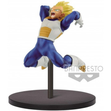 FIGURA VEGETA SUPER SAIYAN (DRAGON BALL SUPER) - CHOSENSHIRETSUDEN VOL. 1