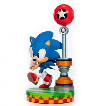 FIGURA SONIC THE HEDGEHOG