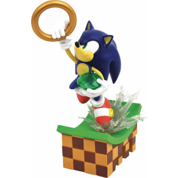 FIGURA DIORAMA SONIC THE HEDGEHOG (SONIC THE HEDGEHOG) - GALLERY