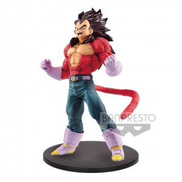 FIGURA VEGETA SUPER SAIYAN 4 (DRAGON BALL GT) - BLOOD OF SAIYANS SPECIAL IV