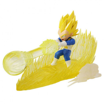 FIGURA VEGETA SUPER SAIYAN (DRAGON BALL) - FINAL BLAST
