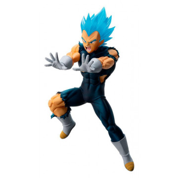 FIGURA VEGETA SUPER SAIYAN GOD BLUE (DRAGON BALL) - ICHIBANSHO