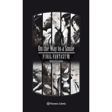 FINAL FANTASY VII: ONE THE WAY TO SMILE (NOVELA)