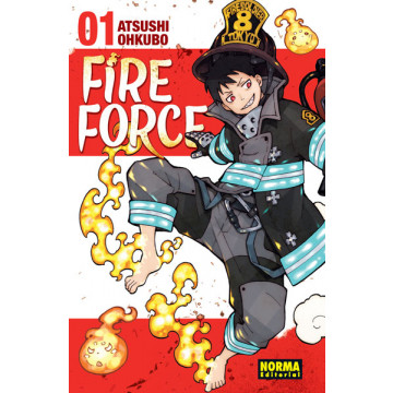 PACK FIRE FORCE 01 + 02