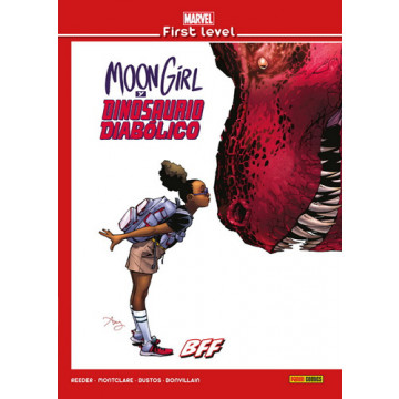MARVEL FIRST LEVEL 14: MOON GIRL Y DINOSAURIO DIABÓLICO. BFF