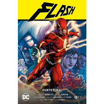 FLASH 07: PUNTO FINAL (Nuevo universo parte 7)