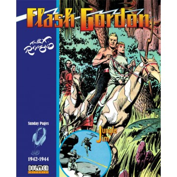 FLASH GORDON & JIM DE LA JUNGLA 1942-1944