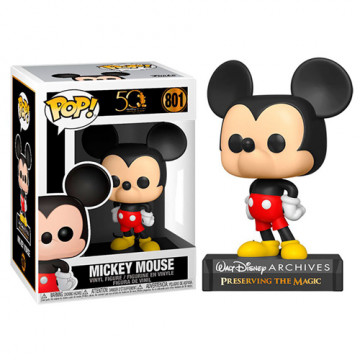 FIGURA MICKEY MOUSE ARCHIVES CURRENT (DISNEY) - FUNKO POP