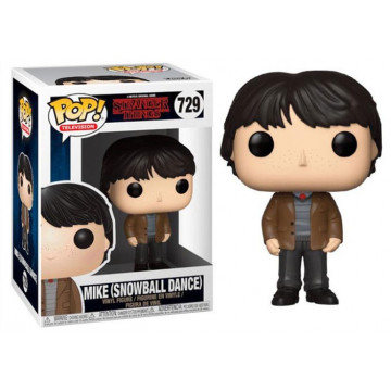 FIGURA POP! MIKE SNOWBALL DANCE (STRANGER THINGS)