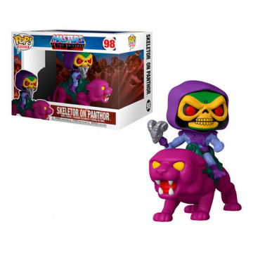 FIGURA SKELETOR ON PANTHOR (MASTER OF THE UNIVERSE) - FUNKO POP RIDES