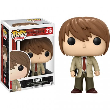FIGURA POP! LIGHT (DEATH NOTE)