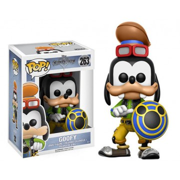 FIGURA POP! GOOFY (KINGDOM HEARTS)