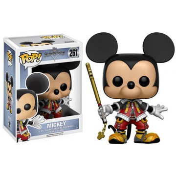 FIGURA POP! MICKEY (KINGDOM HEARTS)