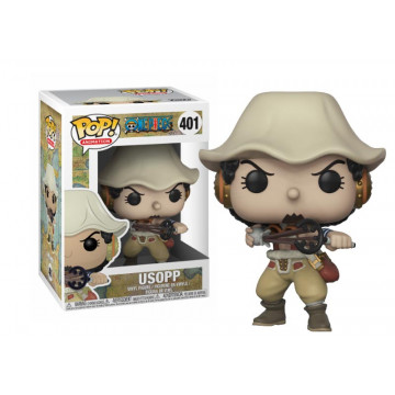 FIGURA USOPP (ONE PIECE) - FUNKO POP