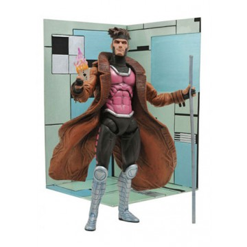 FIGURA GAMBITO (X-MEN) - MARVEL SELECT