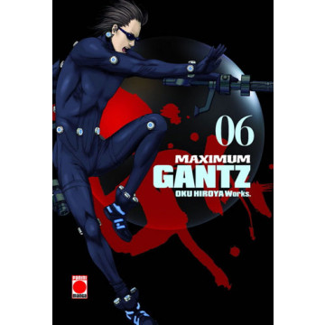 GANTZ (ED. MAXIMUM) Nº 06