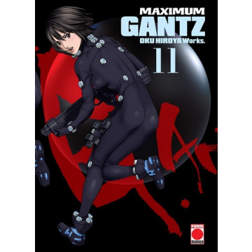 GANTZ (ED. MAXIMUM) Nº 11