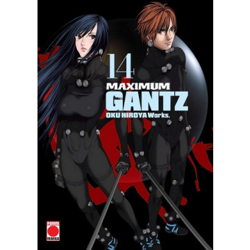 GANTZ (ED. MAXIMUM) Nº 14