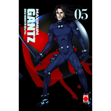 GANTZ (ED. MAXIMUM) Nº 05