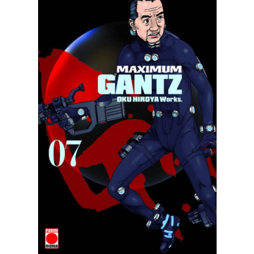 GANTZ (ED. MAXIMUM) Nº 07