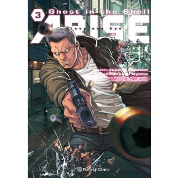 GHOST IN THE SHELL ARISE 03 (de 7)