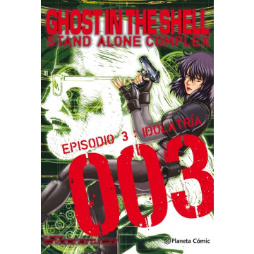 GHOST IN THE SHELL: STAND ALONE COMPLEX 03 (de 5)