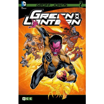 GREEN LANTERN DE GEOFF JOHNS 02