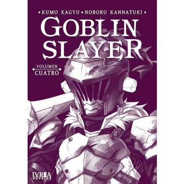 GOBLIN SLAYER 04 (Novela)