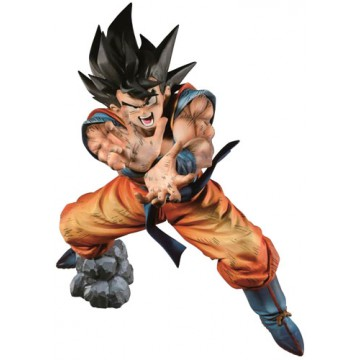 FIGURA SON GOKU SUPER KAMEHAMEHA (DRAGON BALL Z) - BANPRESTO