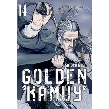 GOLDEN KAMUY 14