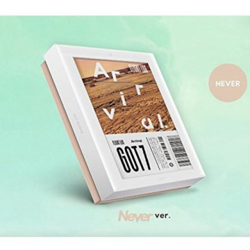 CD GOT7 - FLIGHT LOG ARRIVAL