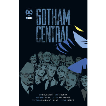 GOTHAM CENTRAL 02 (de 02) (Edición integral)