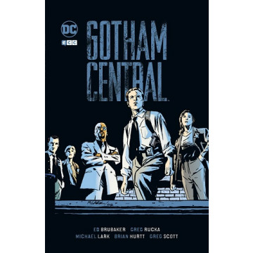 GOTHAM CENTRAL 01 (de 02) (Edición integral)