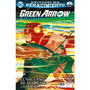 GREEN ARROW  VOL. 2 Nº 07 (Renacimiento)