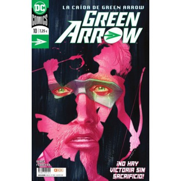 GREEN ARROW  VOL. 2 Nº 10