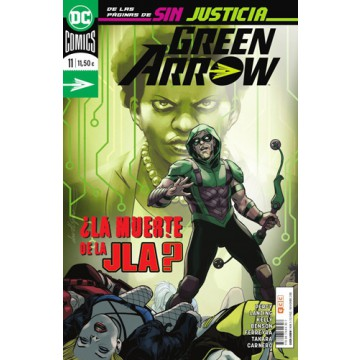 GREEN ARROW  VOL. 2 Nº 11