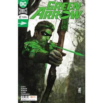 GREEN ARROW  VOL. 2 Nº 12