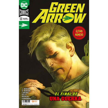 GREEN ARROW 13 (Último número)