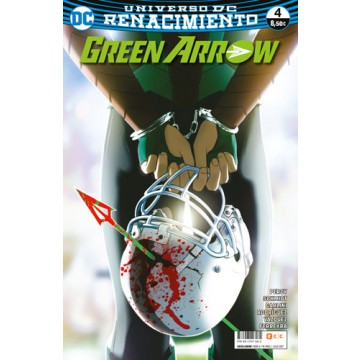 GREEN ARROW  VOL. 2 Nº 04 (Renacimiento)