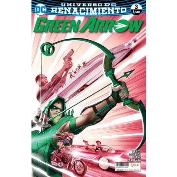GREEN ARROW  VOL. 2 Nº 03 (Renacimiento)