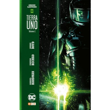 GREEN LANTERN: TIERRA UNO 01 (2ª Edición)