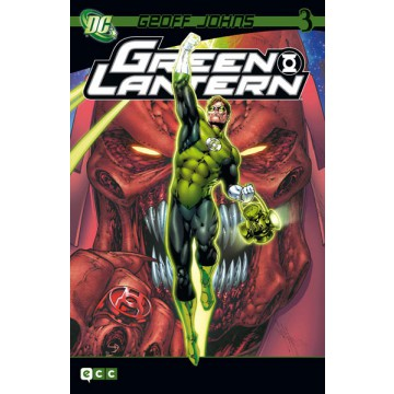 GREEN LANTERN DE GEOFF JOHNS 03