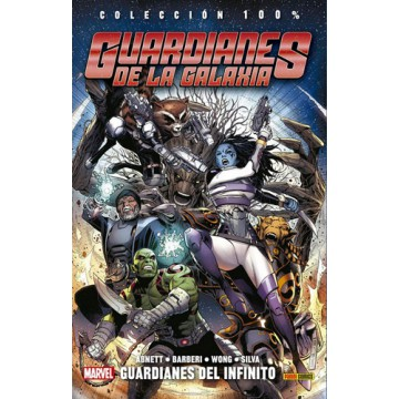GUARDIANES DE LA GALAXIA: GUARDIANES DEL INFINITO