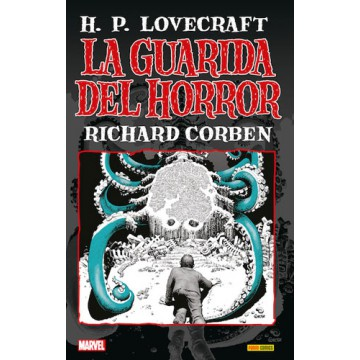 LA GUARIDA DEL HORROR: H.P.LOVECRAFT
