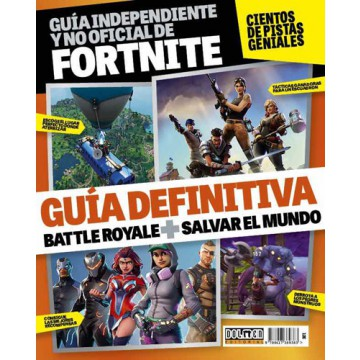 GUÍA DEFINITIVA: BATTLE ROYALE + SALVAR EL MUNDO